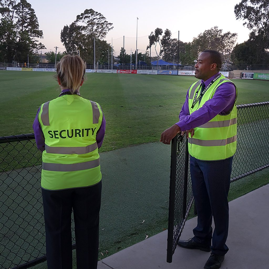 Event Security and Crowd Control Standard Operating Procedures