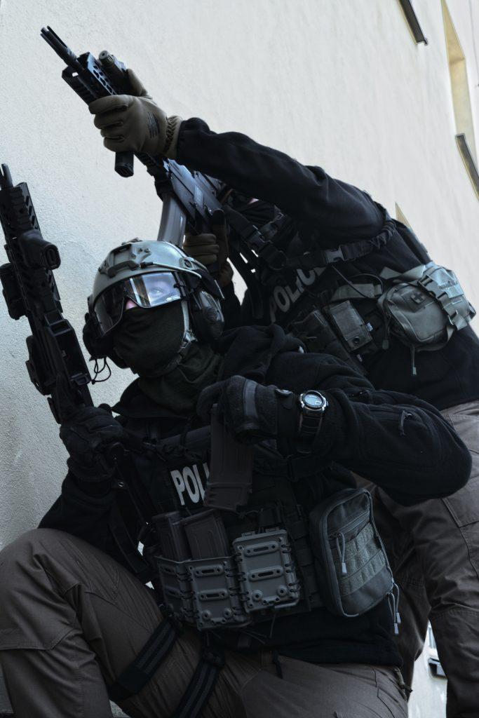 Treinamento de atirador ativo