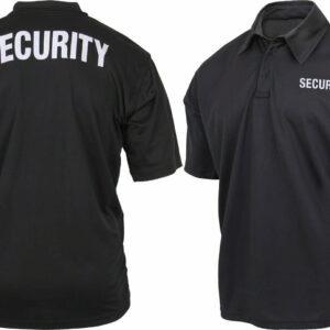 Security Polo Uniform Australia