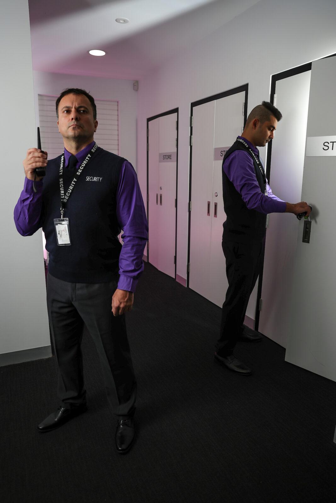 Melbourne Shopping Centre Security Companies