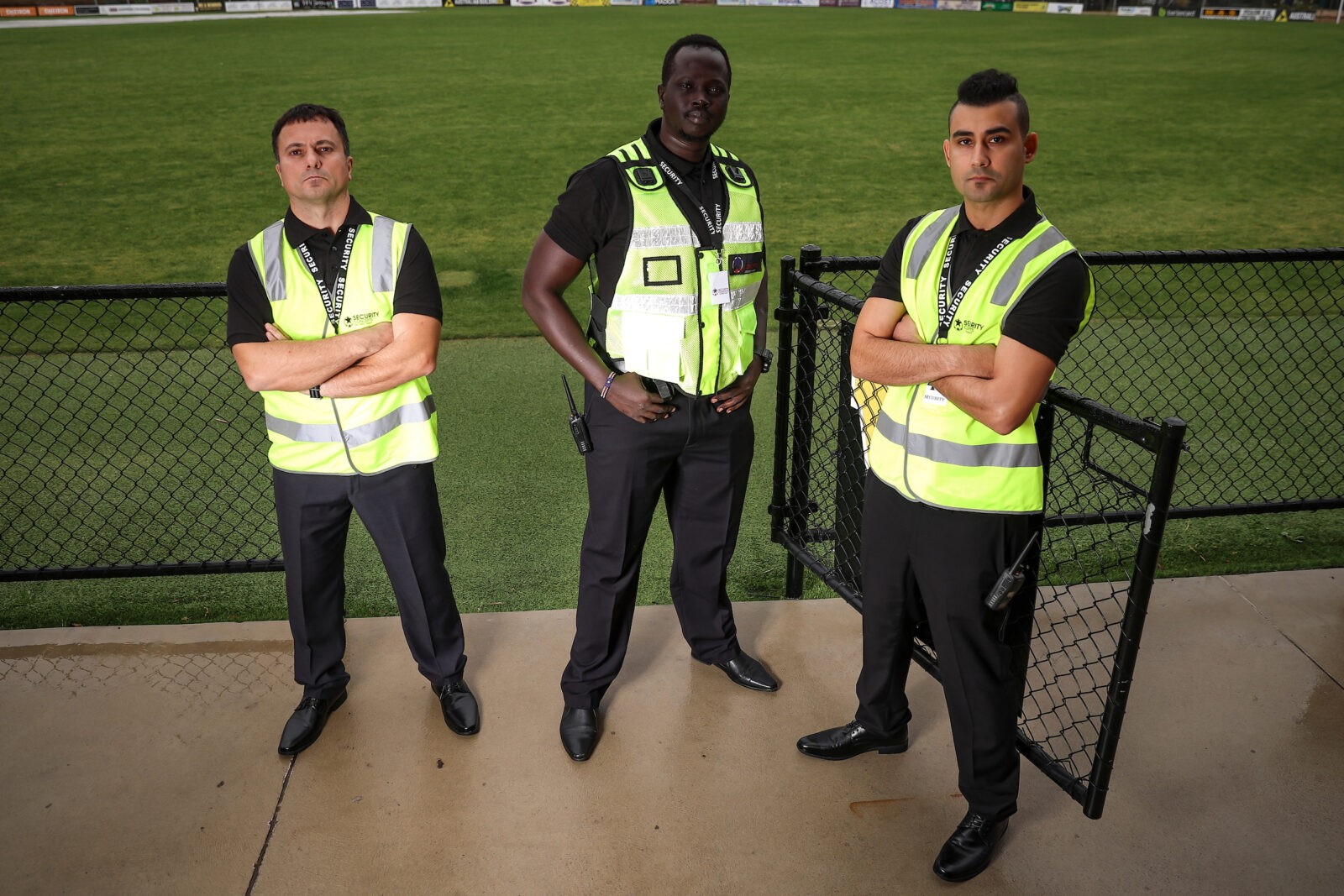 Event security crowd control Melbourne