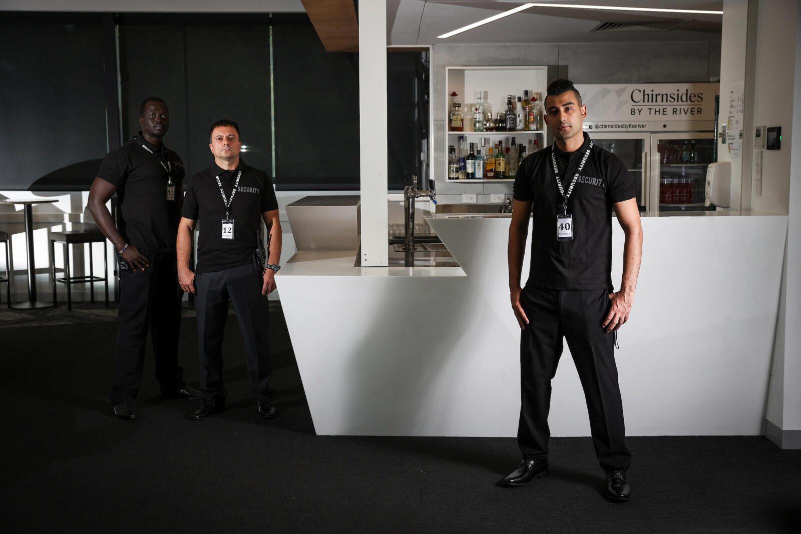 Security Guards Melbourne Services